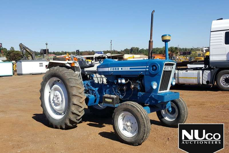 Ford Tractors FORD 6600 TRACTOR