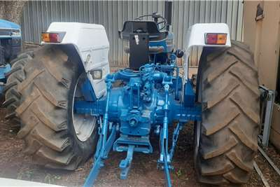 Ford Ford 6610 Tractor Tractors