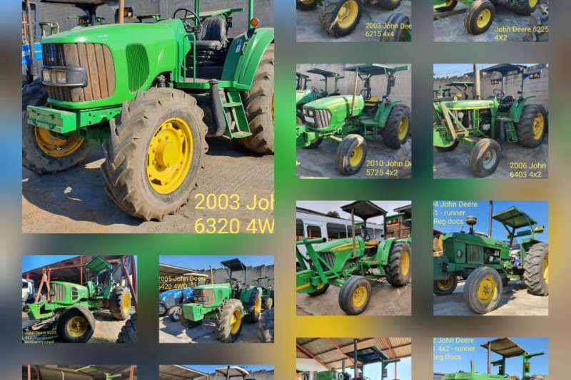 Ford Tractors Four wheel drive tractors Tractors   Runners, Non Runners & Spares