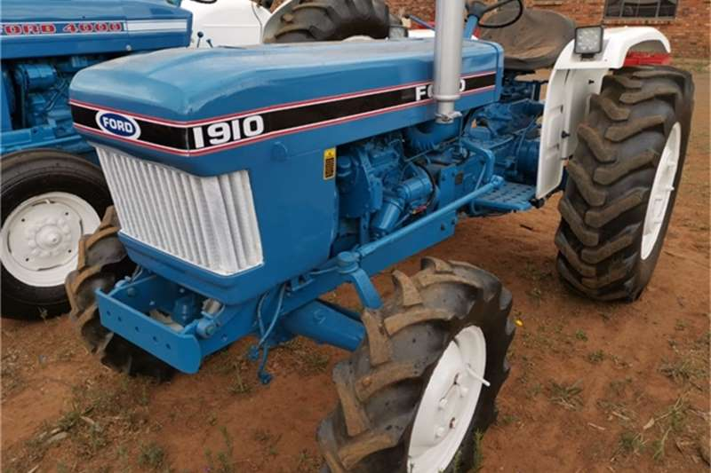 Ford Tractors