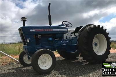 Ford Other tractors 1980 Ford 500 Tractor Tractors