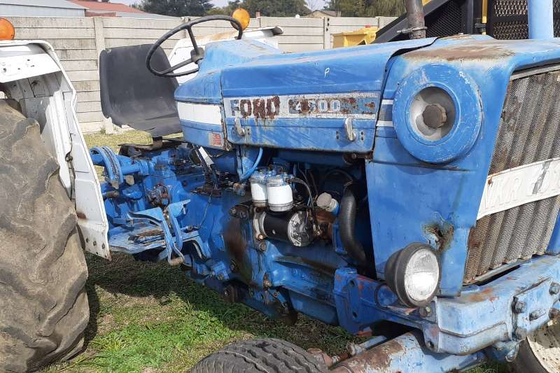 Ford Tractors Other Tractors 4600 1980