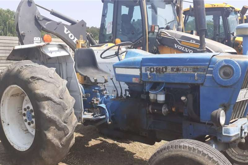 Ford Other tractors 4600 Tractors