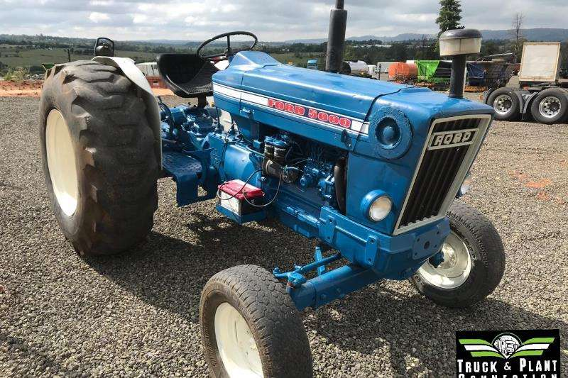 Ford Tractors Other tractors Ford 500 Tractor 1980