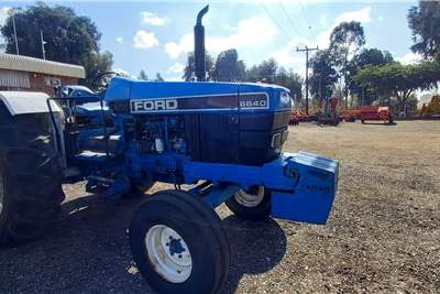 Ford Other tractors Ford 6640 Tractors