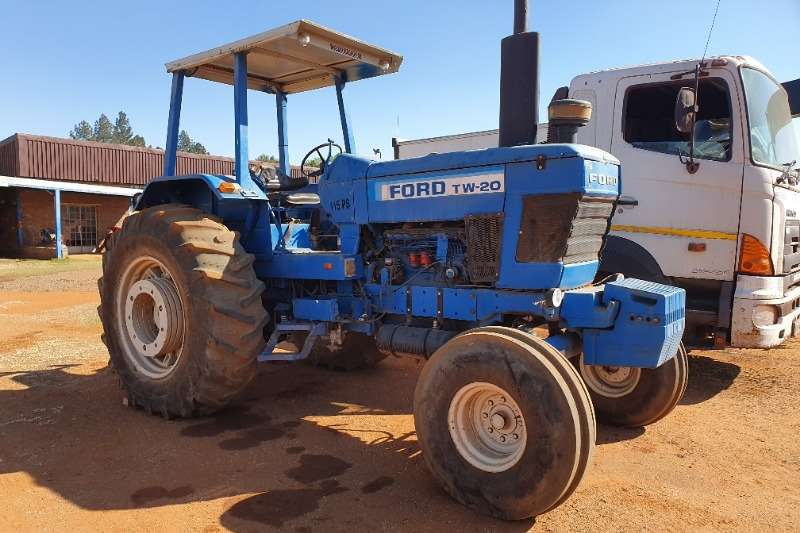 Ford Tractors TW20