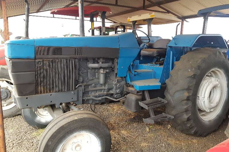Ford Tractors Two wheel drive tractors 5640