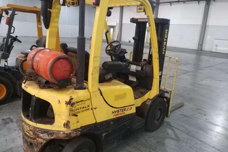 2 ton Hyster Forklift Forklift