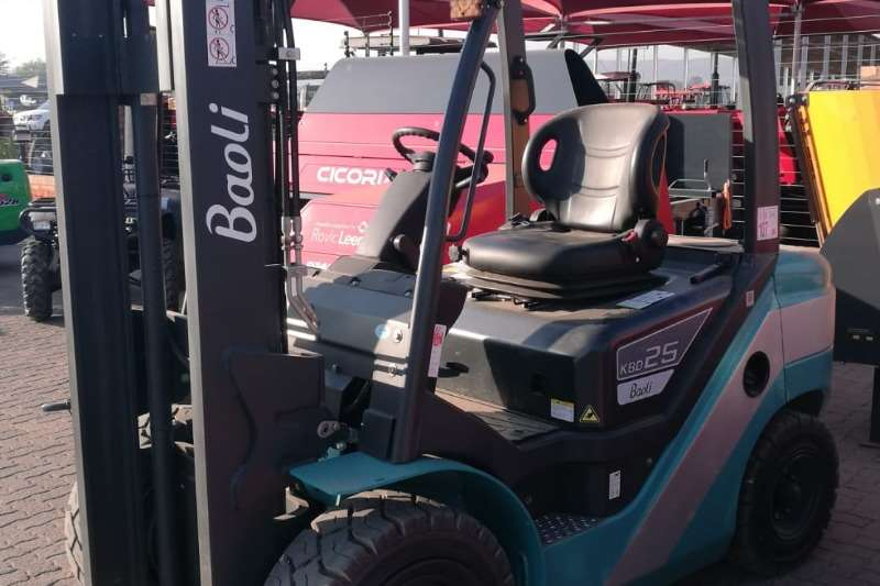 Forklift Forklift 2.5Ton Baoli