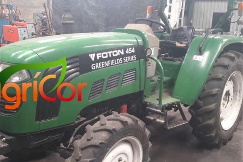 Foton Tractors 2014