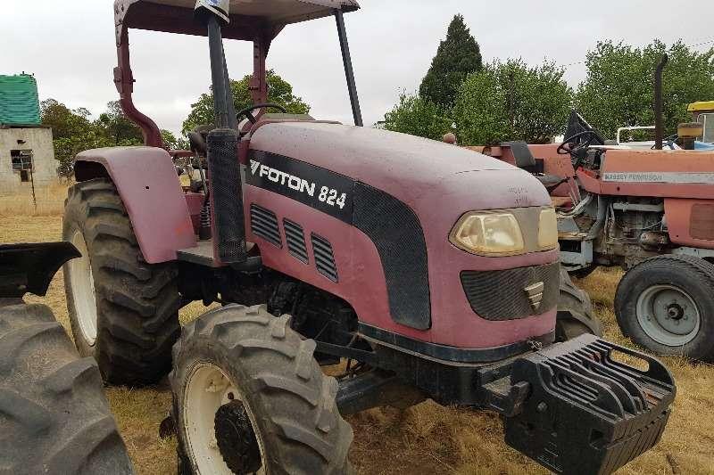 Foton Tractors 4WD tractors 824