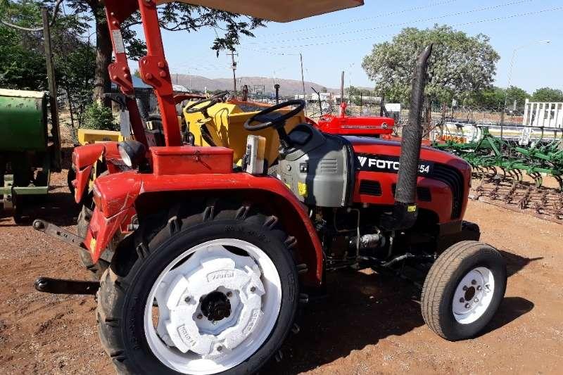 Foton Tractors 4WD tractors FOTON 254 TRACTOR 4X4