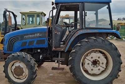 Foton 4WD tractors Foton 85DT Tractors