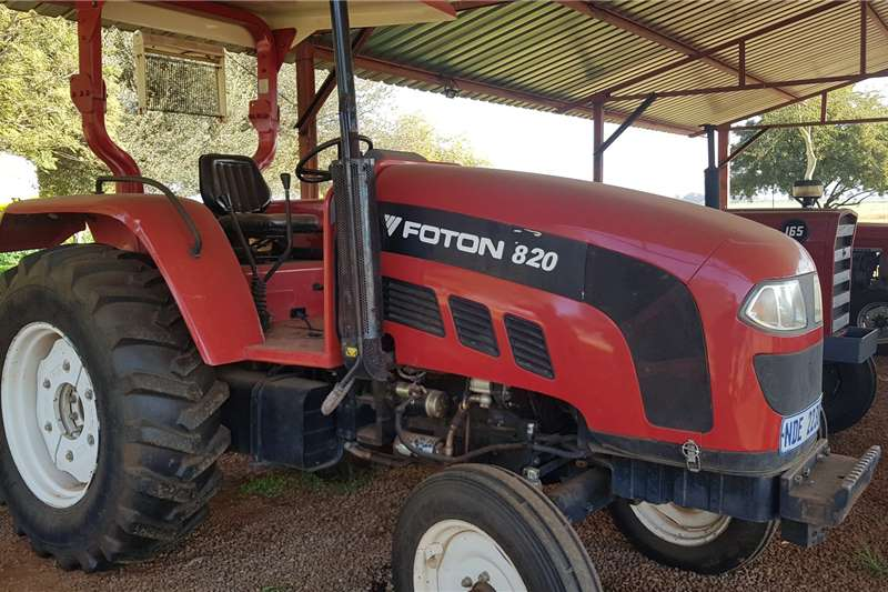 Foton Tractors Two wheel drive tractors 820