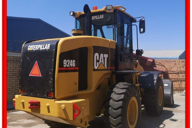Front end loader Basic attachments CAT Front End Loader For Sale