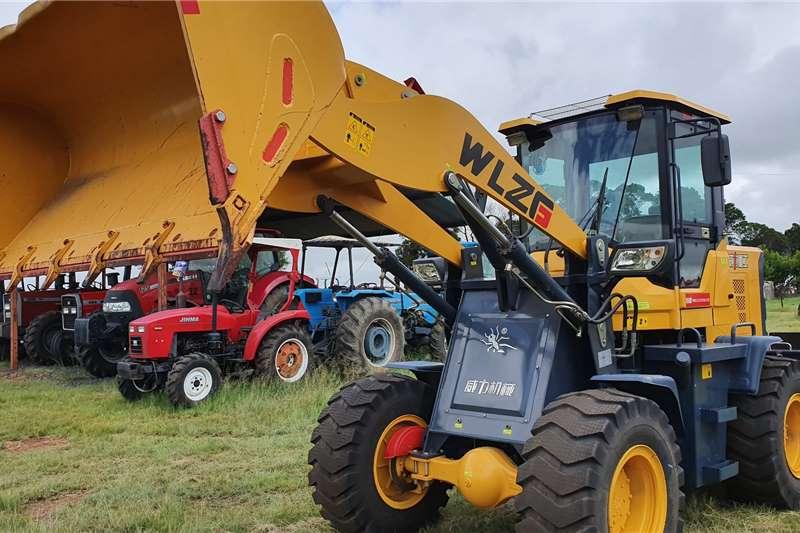 Front End Loader Construction New Front loader 2019