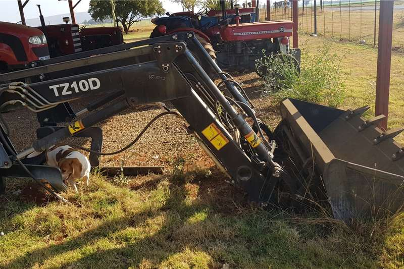 Front end loader Farming New TZ10D