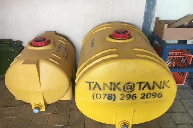 Fuel cubes Diesel Tanks