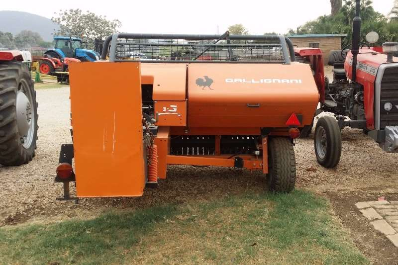 Gallignani Hay and forage Balers Gallignani 5690 Baler