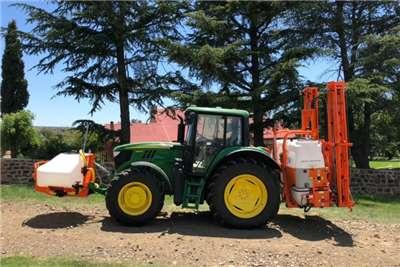 GAYSA Tractor mounted sprayers *OXYGéNE Tractor Mounted Boom Sprayer * Sprayers and spraying equipment