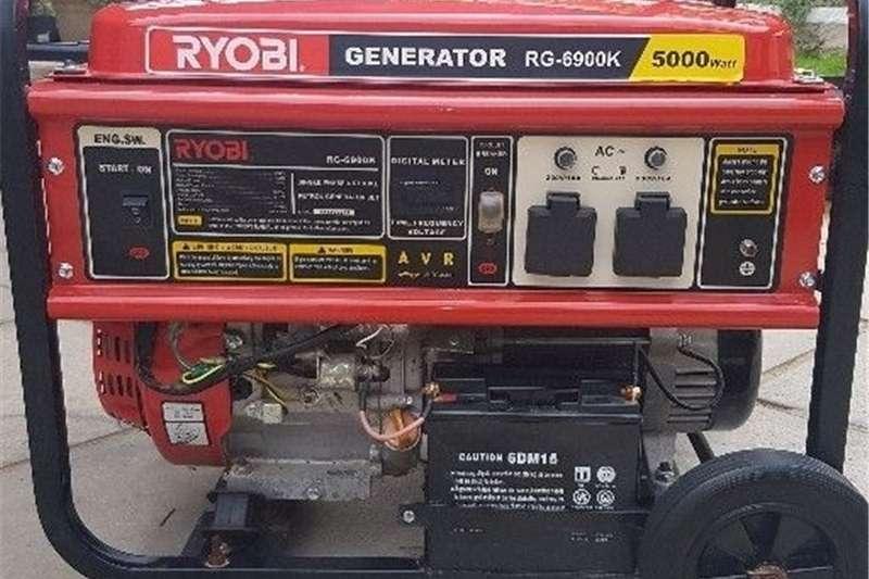 Generator Diesel generator 5 kw Generator