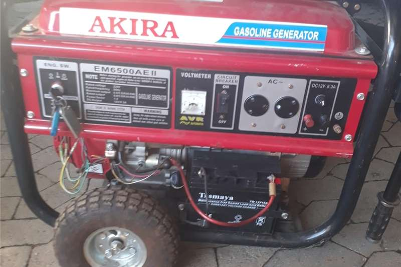 Generator Diesel generator Akira Generator
