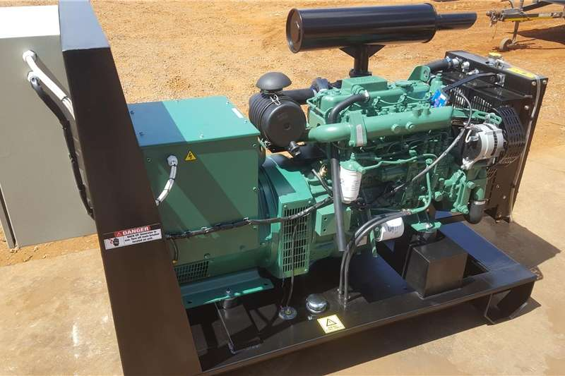 Generator Diesel generator Brand new FAW 30 KVA diesel generator with ATS sta
