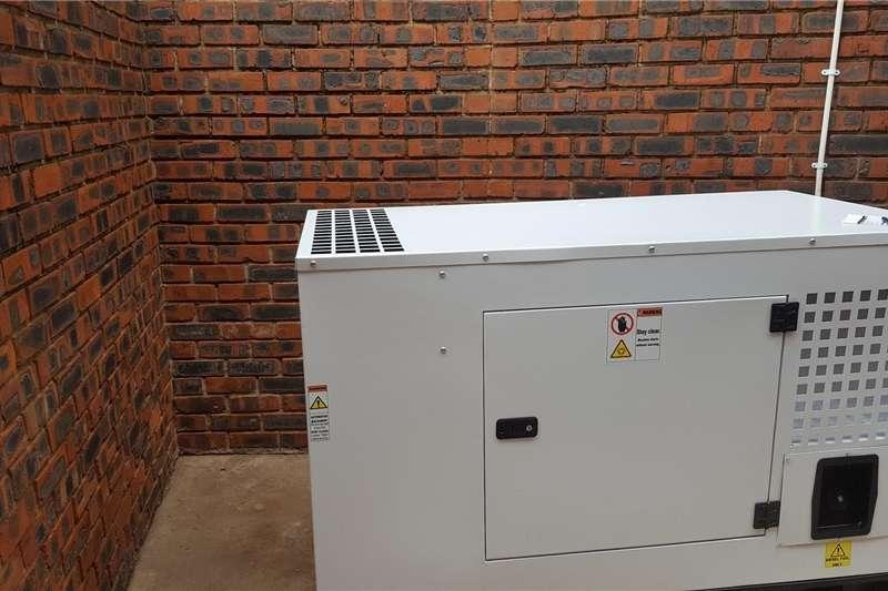 Diesel generator Brand new FAW 40 KVA 3 phase silent diesel generat Generator
