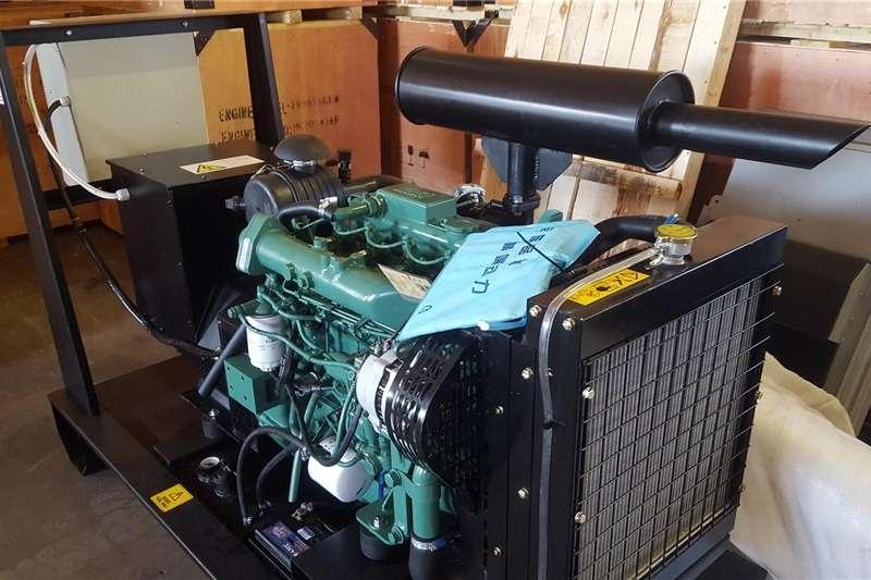 Generator Diesel generator Brand new FAW 40 KVA silent diesel generator with