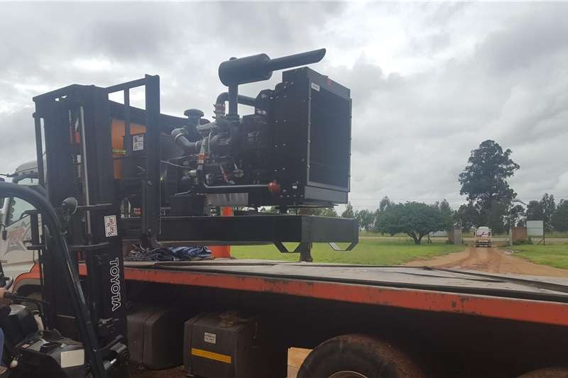 Diesel generator Brand new FAW 50 KVA 3 phase diesel generator with Generator