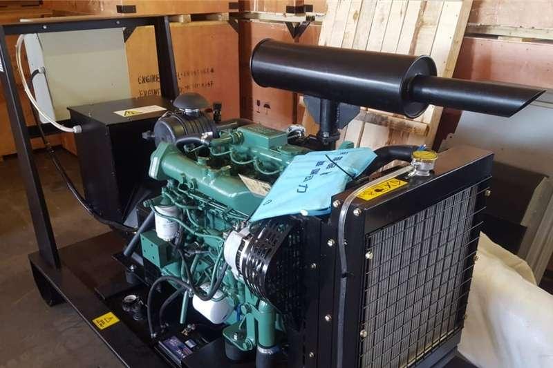 Generator Diesel generator FAW 25 KVA 3 phase diesel generator with smartgen