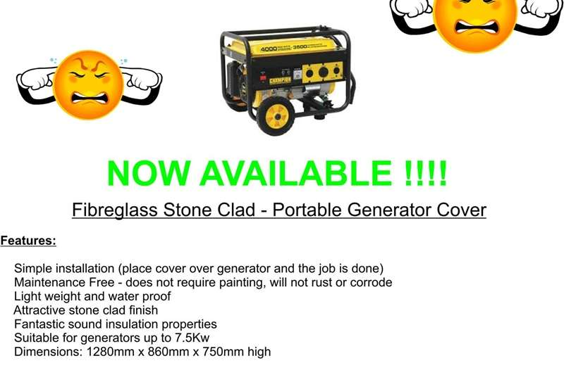 Generator Diesel generator Generator Cover    Load Shedding