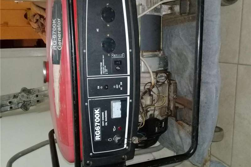 Generator Diesel generator GENERATOR FOR SALE GOOD COND 3YEARS OLD