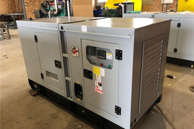 Diesel generator Generators ex stock Generator
