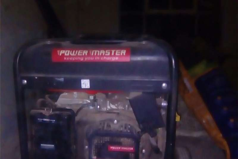 Generator Gas generator 7.5kva generator