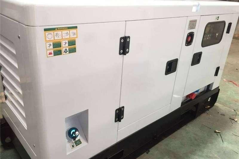 Generator Gas generator Brand New 37.5Kva 30Kw Ricardo diesel engine Gener 2018