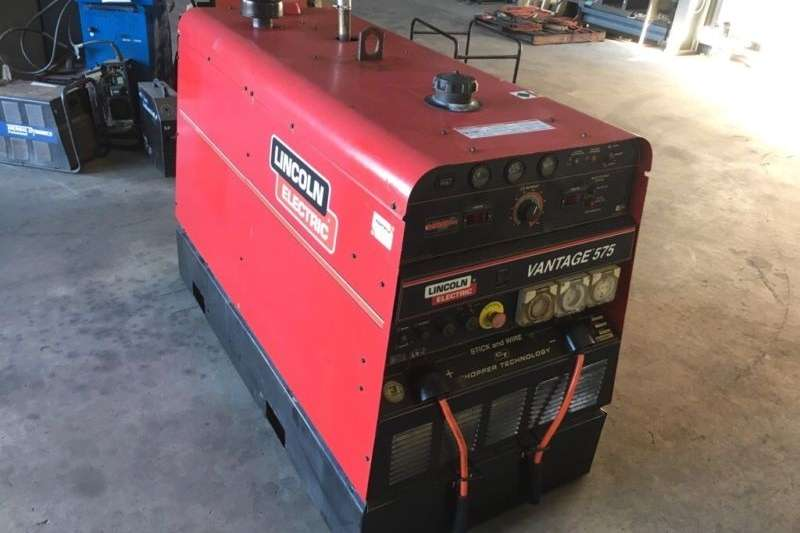 Generator Gas generator Second Hand Lincoln vantage 575