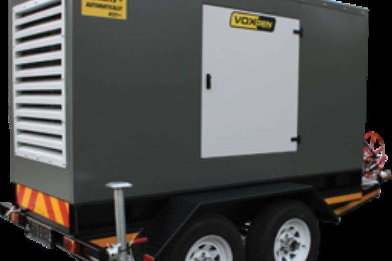 Mobile Standby Generator