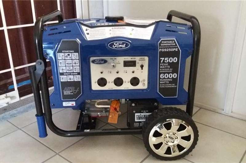 Generator Petrol generator 3.5 KVA, 6.5 KVA, 7.5KVA Ford Petrol Generators