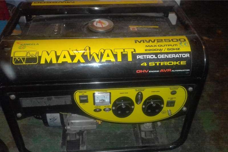 Generator Petrol generator Generator for sale
