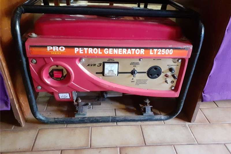 Petrol generator Generator Generator