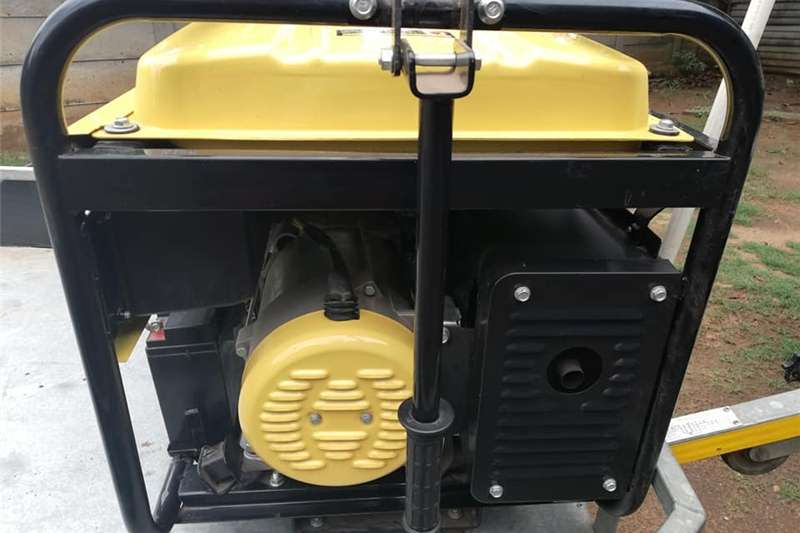 Generator Petrol generator Petrol generator 5.5 kw