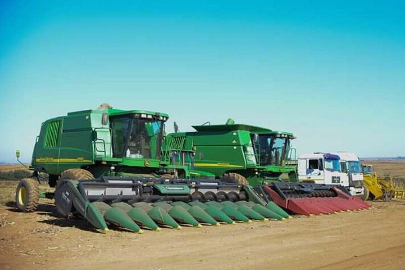 Geringhoff Combine harvesters and harvesting equipment