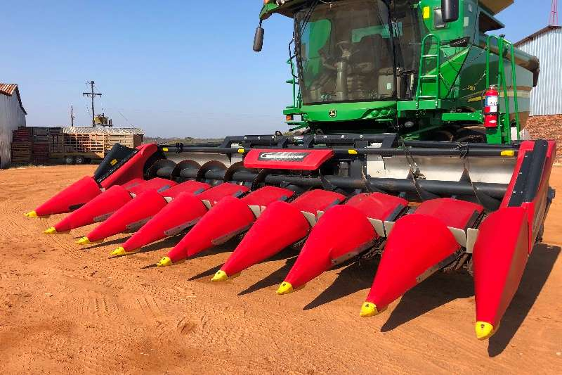 Geringhoff Combine harvesters and harvesting equipment Maize heads Mais  Star 2016