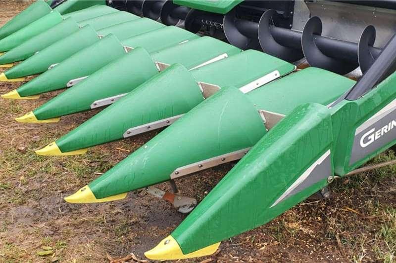 Geringhoff 2020 Geringhoff Maize Star Header Harvesting equipment