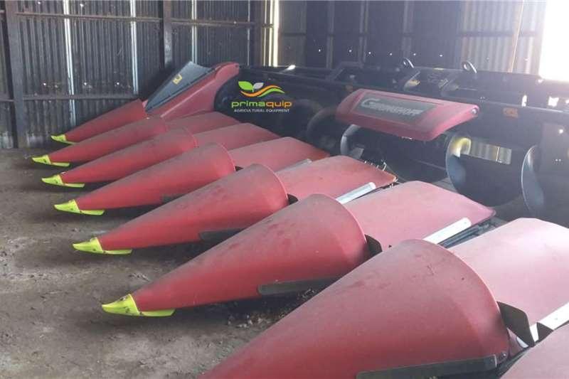 Geringhoff Harvesting equipment Grain headers Geringhoff MS 836 2018