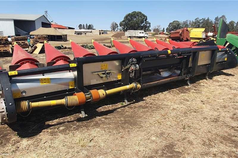 Geringhoff Maize headers Mais Star* Harvesting equipment