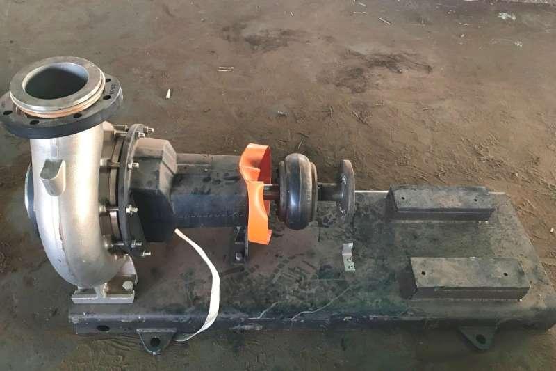 Graanland Electric motors / elektriese motors Grunfos besproeingspompe