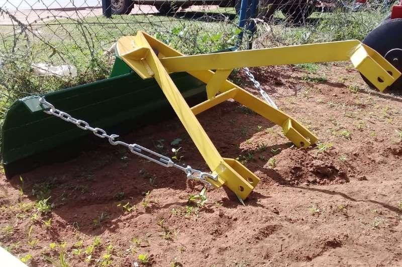 Grader Farming 1.2m Scraper