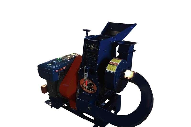 Hammer mills Diesel hammer mills Hippo Size 1.5 Hammer Mill